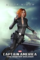 Black Widow by EviCore