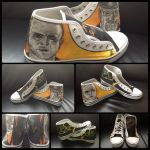Custom shoes: breaking bad by realtimeartist