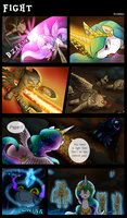 Chapter 39 : Fight by vavacung