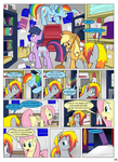 MLP FIM STARS Chapter-3 STARting Page-38 by MultiTAZker