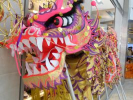 dragon - liong by findersJAS