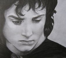 frodo baggins by poppemieke