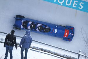 Team France - World Cup Bobsleigh by 1pen