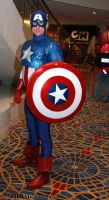 Captain America 1 by Insane-Pencil