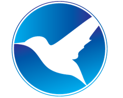 Hummingbird - Logos For Sale by AelDesign