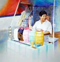 PALAMIG watercolor  14x14in by JASONS21