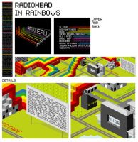 Radiohead CD Design by Snoodle