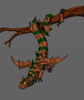 HTTYD-Squirrelserpent by Scatha-the-Worm