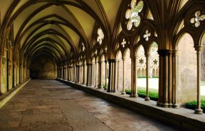 Salisbury Cathedral by nspnott