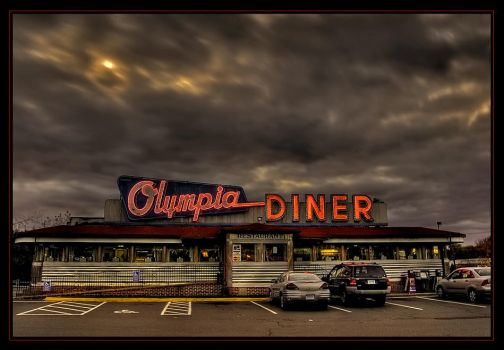 Olympia diner by RAS1