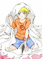 Naruto - Little Naruto by asha0
