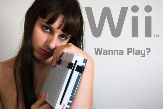 Wii Would Like to Play by deimosmasque