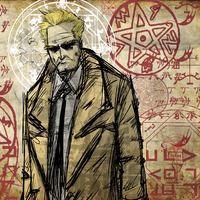 Hellblazer by Johnny-A-Wall