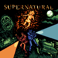 Supernatural: The Game by jmatchead