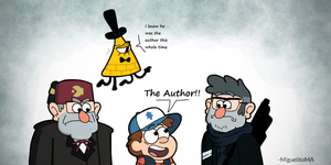 The Author by MiguelitoMA