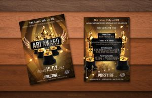 Abi Award Flyer by kejdi