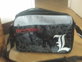 Lawliet Bag! by Lawrielle21