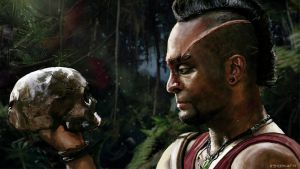 DELIRIUM (Vaas Montenegro. Far Cry 3) by Estookin