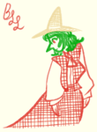 Yuuka Sketch by Talithecazy