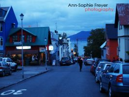 Houses in Iceland Reykjavik by Annso94