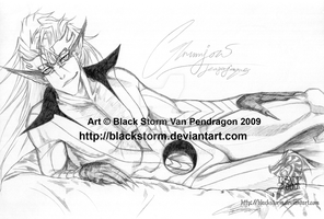BLEACH: PANTERA Grimmjow by blackstorm