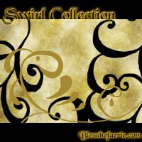 Swirl Collection by Tatianasaphira