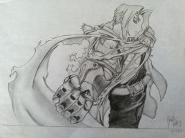 Edward Elric by kindleflames