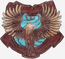 Pottermore Ravenclaw Crest by Cladylove