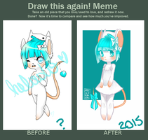 This Draw Is Again Meme by Mandarina-Sempai