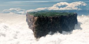 Mount Roraima by Andywong75