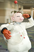 Olimar Taking a Breather... by negativedreamer