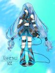 102: ASHEIYU by A-chan22