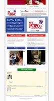 Razoo MySpace Page by eriney