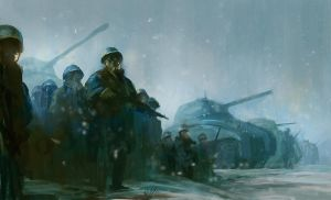 Soldiers by gerezon