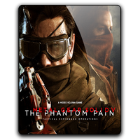 Metal Gear Solid V The Phantom Pain v2 by dylonji