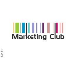 Marketing Club Logo by m7m71985