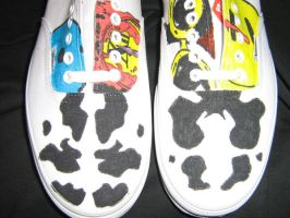 watchmen sneakers for mike by brolicdesigns