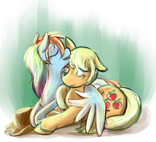 Request: AppleDash by RyuRedwings