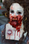Victorian Zombie II by PlaceboFX
