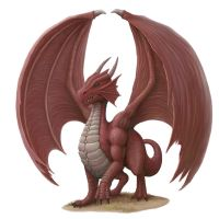 Wyrmling Red Dragon by SHAWCJ