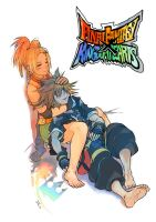 FFXKH by OverlordJC