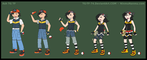 ash tg sequence by TheDarkShadow1990