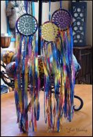 Bohemian Dream Catchers by andromeda