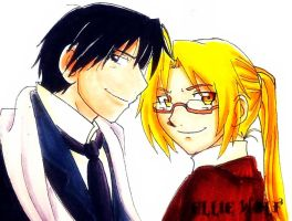 FMA:My Kind of Crazy FIN by TheMadWoman-Ellie
