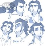 Tulio Sketches by HArt1