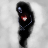 Ghost of I by MessiahxComplex