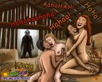 Jason's Romp In The Hay by Fantasy-Play