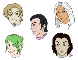 Cantbreakthis batch2 by Miss-Melis