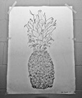 Signor Pineapple by GosterMonster