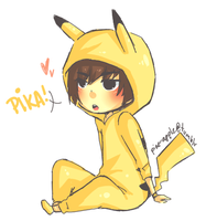 pikaChul by pine-apples